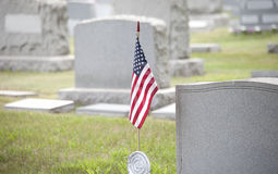 Veteran Cemetery Stock Photos