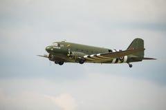 Veteran Douglas DC3 'Kwicherbichen' Royalty Free Stock Photography