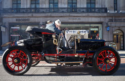 Veteran motorcar Stock Images