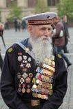 Veteran of the Navy Stock Photography