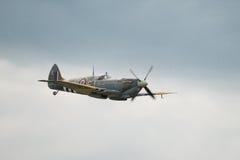 Veteran RAF Spitfire fighter Royalty Free Stock Images