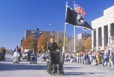 Veteran's Day Parade Royalty Free Stock Image