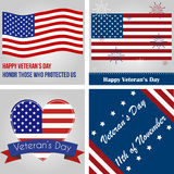 Veteran's day Stock Photography