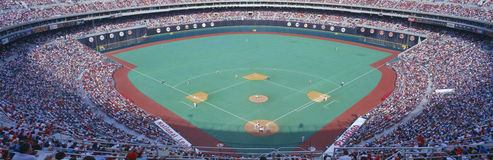 Veteran Stadium, Phyllis v. Astros, Philadelphia, Pennsylvania Stock Photos