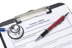 Veteran's Benefits Royalty Free Stock Images