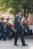 Veterane des zweiten Weltkriegs Stockbild