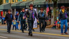 Veteranen-Tagesparade 2016 Stockbilder