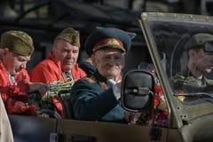 Veteranen van oorlogen royalty-vrije stock foto's