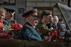 Veteranen van oorlogen stock fotografie