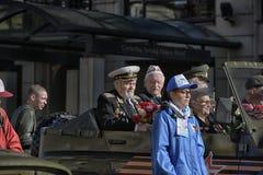 Veteranen van oorlogen royalty-vrije stock foto