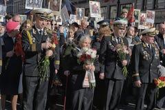 Veteranen van oorlogen royalty-vrije stock afbeelding