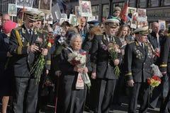 Veteranen van oorlogen royalty-vrije stock afbeeldingen