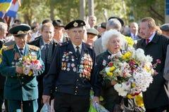 Veterani Fotografia Stock Libera da Diritti