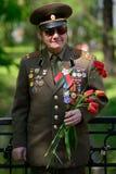 Veterano Fotografía de archivo libre de regalías