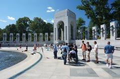 Veterano al memoriale atlantico immagine stock libera da diritti