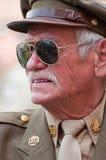 Veterano americano Fotografia Stock Libera da Diritti