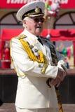 Veterano di grande guerra patriottica Immagini Stock Libere da Diritti
