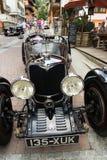Veterano oldsmobile de Riley Two Seater Sportscar del vintage a partir de 1938 Imágenes de archivo libres de regalías