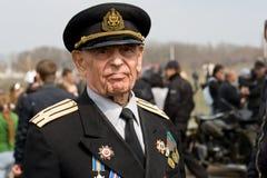 Veteranos da segunda guerra mundial Fotografia de Stock Royalty Free