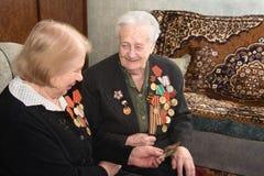 Veterans royalty free stock photos