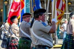 veterans Fotografia de Stock