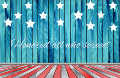 Veterans day background. Royalty Free Stock Image