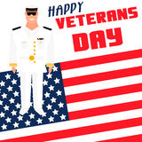 Veterans day background. Royalty Free Stock Photos