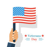 Veterans day background Royalty Free Stock Images