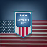 Veterans Day  illustration eps 10 Stock Images