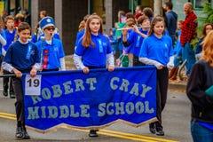 Veterans Day Parade 2016 Royalty Free Stock Photos