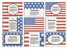Veterans day. Poster, Brochure. Royalty Free Stock Photos