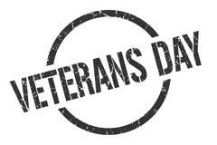 Veterans day stamp. Veterans day round grunge stamp. veterans day sign. veterans day royalty free illustration