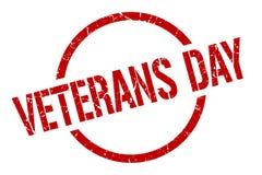 Veterans day stamp. Veterans day round grunge stamp. veterans day sign. veterans day stock illustration