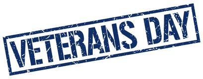 Veterans day stamp. Veterans day square grunge sign isolated on white. veterans day vector illustration
