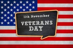 Veterans Day - 11th November stock photography
