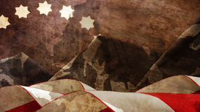 Veterans day. Usa Flag Stars and Stripes. Veterans day. Usa Chart Flag Stars and Stripes stock images