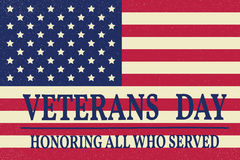 Veterans day.Veterans day Vector. Stock Photo