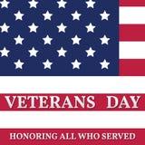 Veterans day.Veterans day Vector. Veterans day Drawing. Royalty Free Stock Photos
