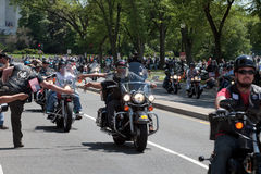 Veterans DC Stock Image