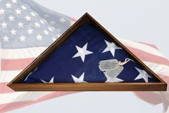 Veterans Flag Stock Photos