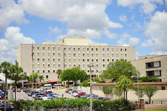 Veterans Hospital in tampa Royalty Free Stock Image