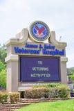 Veterans Hospital in tampa royalty free stock image
