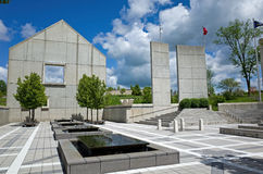 Veterans Memorial Stock Image