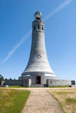 Veterans War Memorial Tower at Mount Greylock Royalty Free Stock Photography
