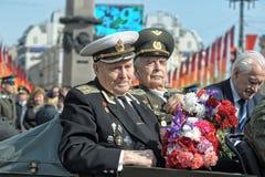 Veterans of wars Royalty Free Stock Photos