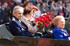 Veterans of wars Stock Photos