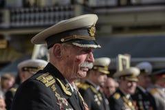 Veterans of wars Stock Photography