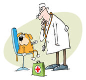 Veterinair stock illustratie