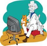 Veterinarian Royalty Free Stock Image