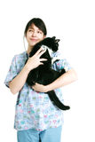 Veterinarian stock images